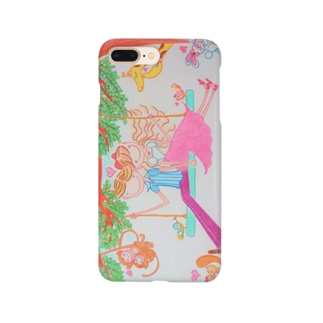 ハッピー♡ブランコ🧡HAPPY & Rich Smartphone cases