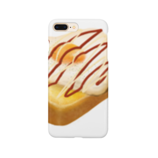 EM6.2のご飯も良いけどパンも良い Smartphone cases