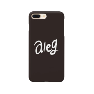 aleg OFFICIAL GOODS Smartphone cases