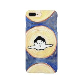 バウムクーヘン相撲 Smartphone cases