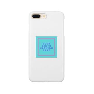 倶楽部銭湯はしご酒 Smartphone cases