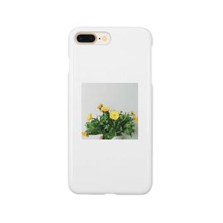金仙花を、束ねて、 Smartphone cases