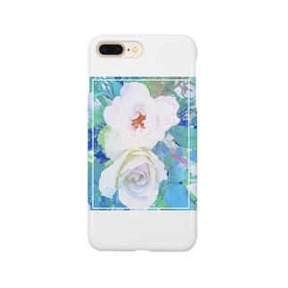 薔薇(フレッシュ感Ver.) Smartphone cases
