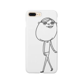 大麦さん Smartphone cases