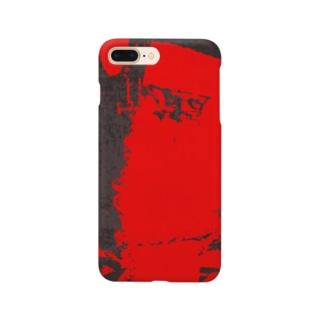 ブラックサンタクロース Smartphone cases