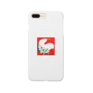 花かご Smartphone cases