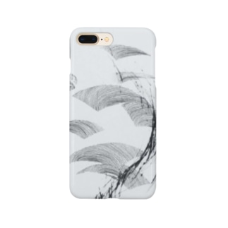 版画スマホケース Smartphone cases