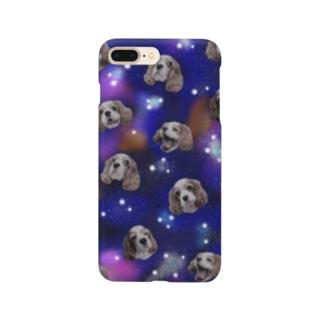 キャバリアギャラクシー Smartphone cases