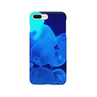 水海月たち Smartphone cases