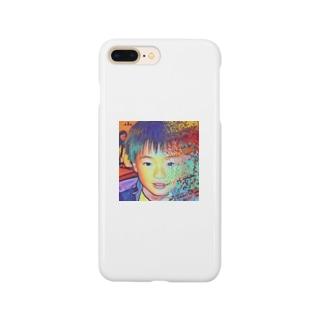 影山オリジナル2 Smartphone cases