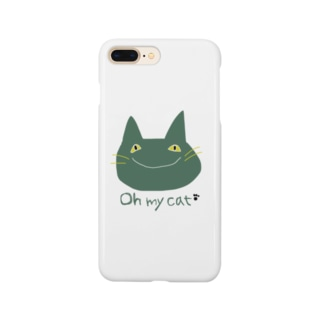 オーマイキャット Smartphone cases