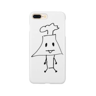 桜島さん Smartphone cases