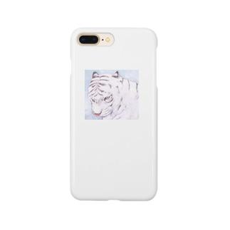白虎 Smartphone cases
