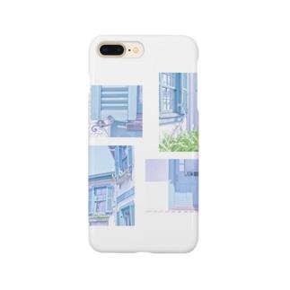 あおいろつめあわせ Smartphone cases