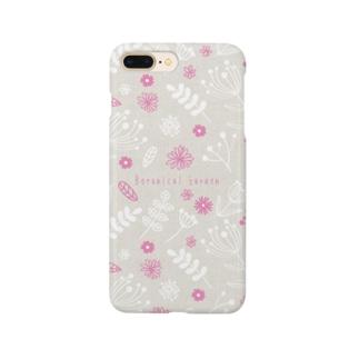 Botanical Garden(w) Smartphone cases
