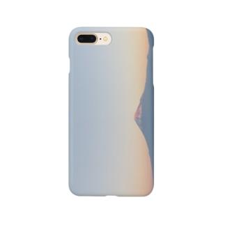 元旦富士山_横右 Smartphone cases