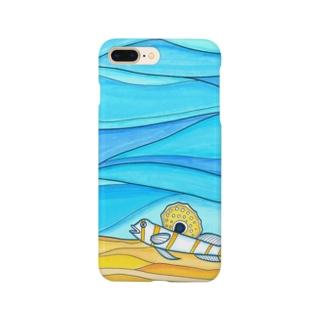 【海水魚】ニチリンダテハゼ Smartphone cases