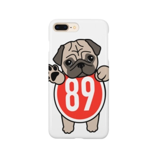 パグ-ぱぐ-PUG-パーグー グッズ Smartphone cases