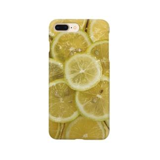 レモンパイ Smartphone cases