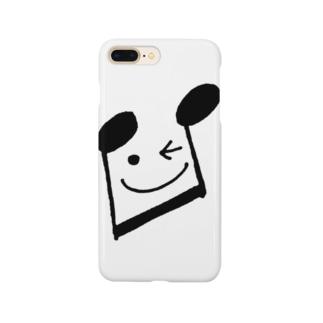 音符な毎日おんぷちゃん タタくん Smartphone cases