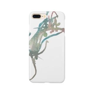 Keiho drop drawing Smartphone cases