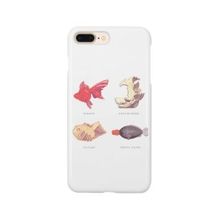 魚いろいろ Smartphone cases