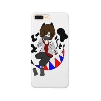 ドロんちょ Smartphone cases