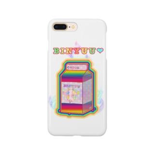 乳を育てる牛乳達・美乳② Smartphone cases