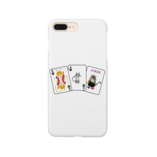 Cats × Cards Smartphone Case