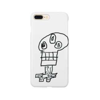 もんすたJr.01 Smartphone cases
