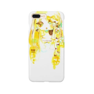 Lemonade yellow Smartphone cases