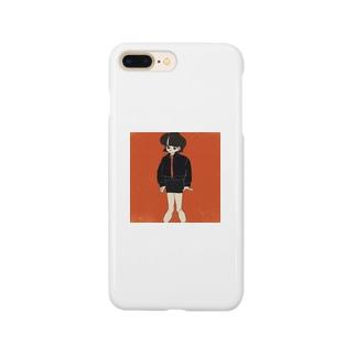 ミカちゃん Smartphone cases