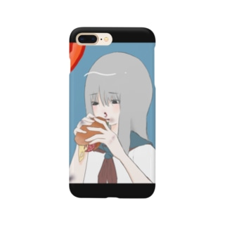 昼夜を問わず Smartphone cases