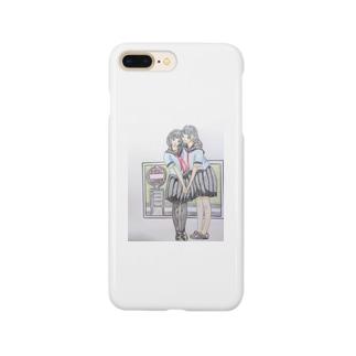 girl Smartphone cases