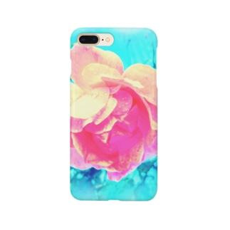 tairin(ブルー) Smartphone cases