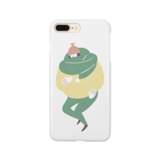 Be thickly dressed Smartphone cases