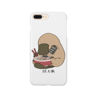 SEカモノハシ(成人病) Smartphone cases