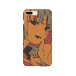内緒話 Smartphone cases