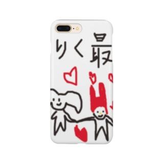 ひのりく Smartphone cases