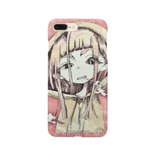 桜餅ちゃん Smartphone cases