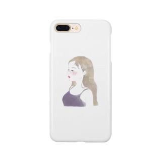 そばかすのあの子 Smartphone cases