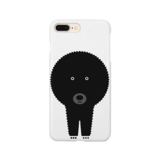 まりもちゃん Smartphone cases