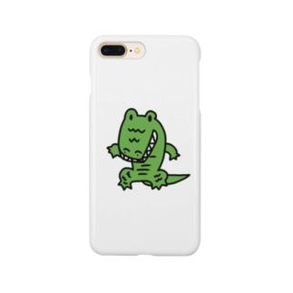 わに Smartphone cases