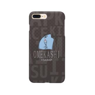 さ部 - ONLINE SHOPのOMEKASHI - SABAP Smartphone cases