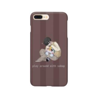 BLACK - SABAP Smartphone cases