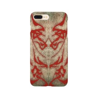双子兎派(RED) Smartphone cases