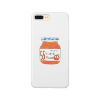 アマハタ55マーマレード Smartphone cases