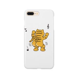 bum bum タイガー Smartphone cases