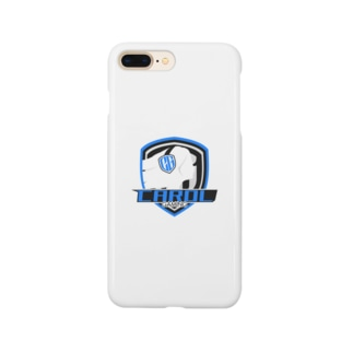 CarolGaming(Blue) Smartphone cases