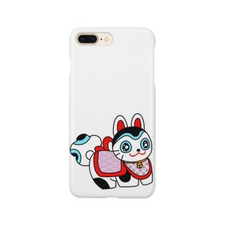 狛犬くん Smartphone cases